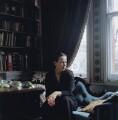 Angela Barrett, by Toby Glanville - NPG x135325