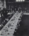 Wedding breakfast for Mary Whitall Smith and Frank Costelloe at Balliol Hall, by Unknown photographer - NPG Ax160643