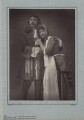 William Hunter Kendal as Lord Clancarty; Madge Kendal as Lady Clancarty in 'Clancarty', by Herbert Rose Barraud, published by  Richard Bentley & Son - NPG x19113