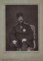 Nasser al-Din, Shah of Persia, by Herbert Rose Barraud, published by  Eglington & Co - NPG x74351