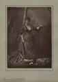 Mrs John Wood (Matilda Charlotte Vining), by Herbert Rose Barraud, published by  Eglington & Co - NPG x27540