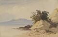 Bay scene, attributed to John Partridge - NPG 3944(56)