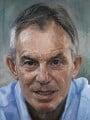 Tony Blair, by Alastair Adams - NPG 6974