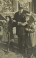 Ursula Margaret Wentzel (née Strachey); Bernard Berenson; Barbara Strachey (Hultin, later Halpern), by Unknown photographer - NPG Ax160851