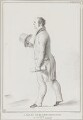 Sir Frederick Shaw, 3rd Bt ('A Man Wot has a Good Understanding although a Great Calf!'), by John ('HB') Doyle, printed by  Alfred Ducôte, published by  Thomas McLean - NPG D41208
