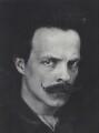 Hermann Obrist, by Unknown photographer - NPG Ax161135