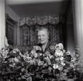 Kathleen Hamet (née Dunn), Lady Adeane, by Ida Kar - NPG x135431