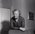 Kathleen Hamet (née Dunn), Lady Adeane, by Ida Kar - NPG x135432
