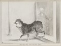 The Dog Wot Has Lost His Tail (Daniel O'Connell), by John ('HB') Doyle, printed by  Alfred Ducôte, published by  Thomas McLean - NPG D41239