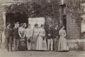 'Election House Party, Friday's Hill', by Unknown photographer - NPG Ax160674