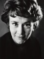 Dame Joan Ann Plowright (Lady Olivier), by Sandra Lousada - NPG x135448