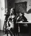 Kathleen Esther (née Garman), Lady Epstein, by Sandra Lousada - NPG x135453