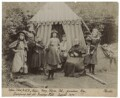'Camping out at Friday's Hill', by Unknown photographer - NPG Ax160704