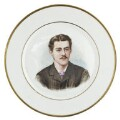 Arthur Beilby Pearson-Gee, by F. Giletto, after  Unknown artist - NPG D42245