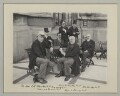 'On the Terrace of the House of Commons', by Sir (John) Benjamin Stone - NPG x135483