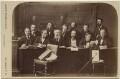 The Jury at the Tichborne Criminal Trial, by Watkins & Haigh - NPG x135499