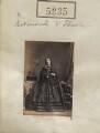 Princess Françoise Marie Amélie d'Orléans, Duchess of Chartres, by Camille Silvy - NPG Ax55238