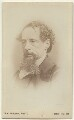 Charles Dickens, by Robert White Thrupp, after  John & Charles Watkins - NPG x135522