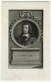 Sir John Denham, by Joseph Collyer the Younger - NPG D42251