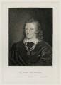 Sir John Denham, by L. Legoux - NPG D42252