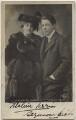Ellaline Terriss; Sir (Edward) Seymour Hicks, by Alfred Ellis & Walery, published by  J. Beagles & Co - NPG x160515