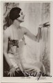 Isabel Jeans, by Dorothy Wilding - NPG x160517