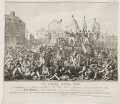 Peterloo Massacre (or Battle of Peterloo), published by Richard Carlile - NPG D42256