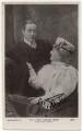 George Robey; Ethel Haydon, by Edward Ireland, published by  Rapid Photo Co - NPG x160577