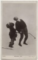 Harry Tate (Ronald McDonald Hutchison) and an unknown boy, published by Rotary Photographic Co Ltd - NPG x160589