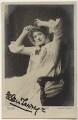 Ellen Terry as Nance Oldfield, by Window & Grove, published by  J. Beagles & Co - NPG x160593