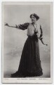 Dame Christabel Pankhurst, by Lallie Charles (née Charlotte Elizabeth Martin), published by  Rotary Photographic Co Ltd - NPG x135535