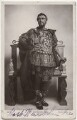 Sir Herbert Beerbohm Tree as Mark Antony in 'Antony and Cleopatra', by Frank William Burford, published by  Rotary Photographic Co Ltd - NPG x160599