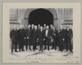 'Members attending the Inter-Parliamentary Conference', by Sir (John) Benjamin Stone - NPG x135542