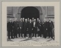 'Visitors to the Inter-Parliamentary Conference held at Westminster Hall', by Sir (John) Benjamin Stone - NPG x135543