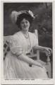 Dorothy Ward, by Foulsham & Banfield, published by  Rotary Photographic Co Ltd - NPG x160610