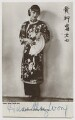 Anna May Wong, by Atelier Jacobi - NPG x160611