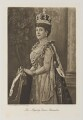 Queen Alexandra, by W. & D. Downey - NPG Ax161330