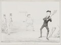State Cricket Match, by John ('HB') Doyle, printed by  Ducôte & Stephens, published by  Thomas McLean - NPG D41291