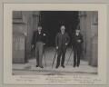 Sir Lionel Earle; William Waldegrave Palmer, 2nd Earl of Selborne; Leander Starr Jameson, by Sir (John) Benjamin Stone - NPG x135573