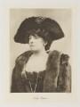 Dame Fanny Lucy Houston (née Radmall) when Lady Byron, by Bassano Ltd - NPG Ax161334