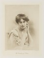 Margaret Etienne Hannah ('Peggy') Crewe-Milnes (née Primrose), Marchioness of Crewe, by Lallie Charles (née Charlotte Elizabeth Martin) - NPG Ax161340