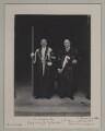 William Coffey; Joseph Patrick Nannetti, by Benjamin Stone - NPG x135585