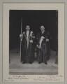 William Coffey; Joseph Patrick Nannetti, by Benjamin Stone - NPG x135586