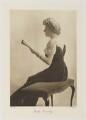Phyllis Crossley (née de Bathe), Lady Somerleyton, by Rita Martin - NPG Ax161343
