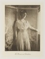 Gracy Emily (née Maple), Baroness von Eckardstein, by Bassano Ltd - NPG Ax161348