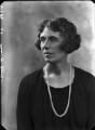 (Helen) Violet Bonham Carter (née Asquith), Baroness Asquith of Yarnbury, by Bassano Ltd - NPG x179775