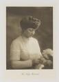Hon. Edith Louisa Robinson (née Handcock), Baroness Rosmead, by Bassano Ltd - NPG Ax161378