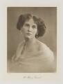 Evelyn Juliet FitzRoy Somerset (née Adamthwaite) (later Mrs Gill), by Bassano Ltd - NPG Ax161382