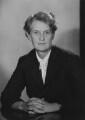 Evelyn Adelaide Sharp, Baroness Sharp, by Walter Bird - NPG x167170
