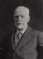 Sir William Goscombe John, by Walter Stoneman - NPG x167176